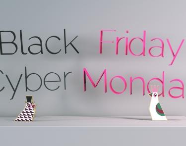 header of Black Friday Cyber Monday 2018