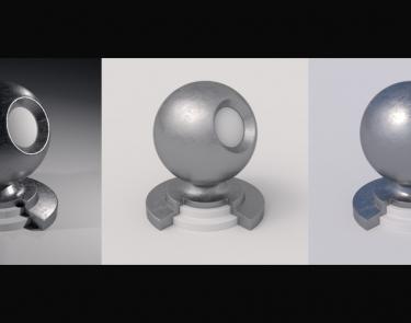 header of Chocofur Metal Shader for Blender 2.79