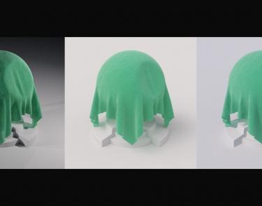 header of Chocofur Fabric Shader for Blender 2.79